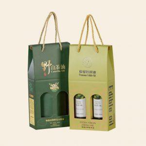 食用油包裝禮盒印刷