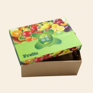 水果包裝盒印刷